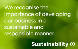 B&K Systems are dedicated to helping clients achieve their sustainability targets.